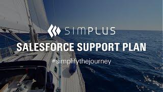 Salesforce Support Plan | Simplus