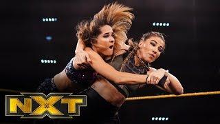 Dakota Kai & Tegan Nox vs. Marina Shafir & Jessamyn Duke: WWE NXT, Oct. 23, 2019