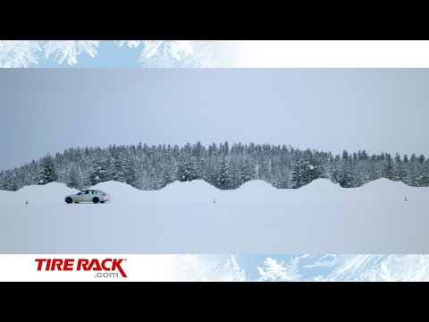 Tested: Michelin Premier A/S Touring Tire in Winter | Tire Rack