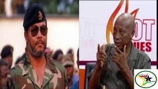 J.J Is A Fool BUT Not Liar   Major Rtd. Boakye Gyan