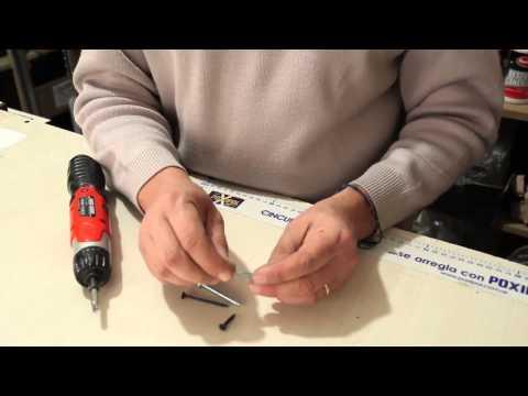 Cómo elegir tarugos para tornillos