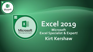 Microsoft Excel 2019: Text to Columns