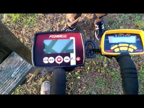 Fisher F11 Metal Detector First Impressions