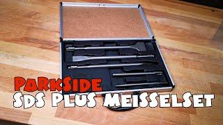 Vorgestellt: Lidl - PARKSIDE® SDS Meißel-Satz PMST-5-A1