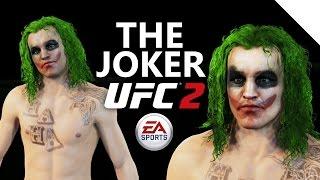 UFC2 Fighter Creator | THE JOKER (Batman, Tattoos, PS4, GirlGamer)