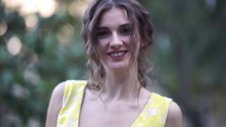 Asli Sumen Miss World Turkey 2017 Introduction Video