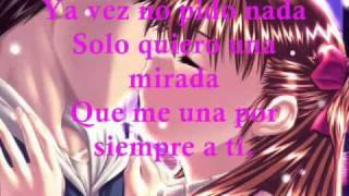 FANNY LU - ♥ ReGaLaMe Un BeSO ♥ ( Letra )