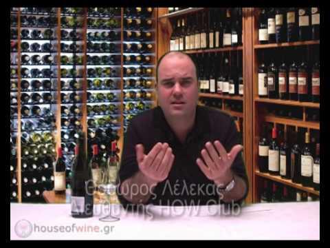 Γιατί δοκιμάζουμε ένα κρασί; Και -κυρίως- πως το δοκιμάζουμε; Τι προσέχουμε, ποια η διαδικασία δοκιμής; Ο Θόδωρος Λέλεκας εξηγεί με απλό, εύληπτο τρόπο όλα τα παραπάνω...