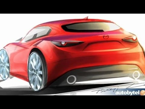 2014 Mazda3 Design Walkaround Video with Director of Design Derek Jenkins