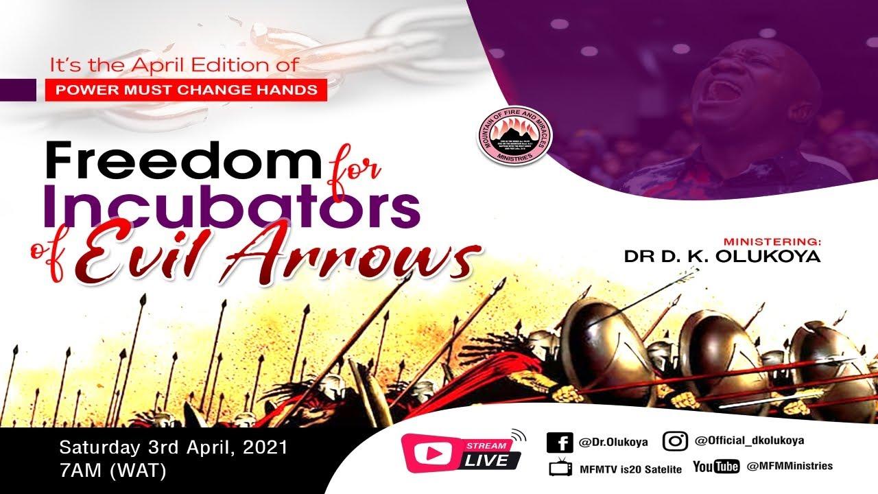 MFM PMCH April 2021 Prayer Points – Power Must Change Hands 3rd April 2021