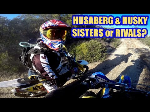 My new dirt bike Husaberg fx450 first trail ride – love this bike!