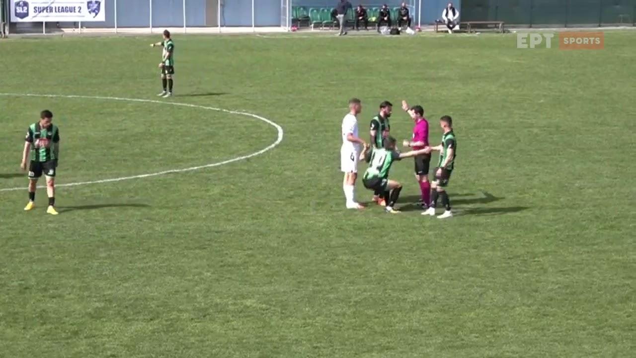 Super League 2 | Καραϊσκάκης – ΟΦΙ | 07/03/2021 | ΕΡΤ