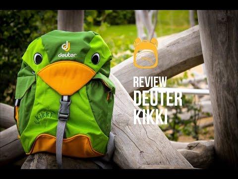 Deuter Kikki Kinderrucksack - Review auf Deutsch - Testbericht
