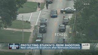 School safety standards since Newtown