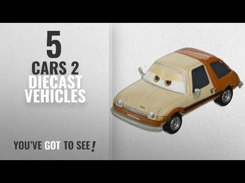 Top 10 Cars 2 Diecast Vehicles [2018]: Disney/Pixar Cars Tubbs Pacer Vehicle