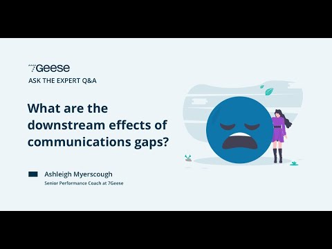 How Continuous Performance Management can reduce communications gaps