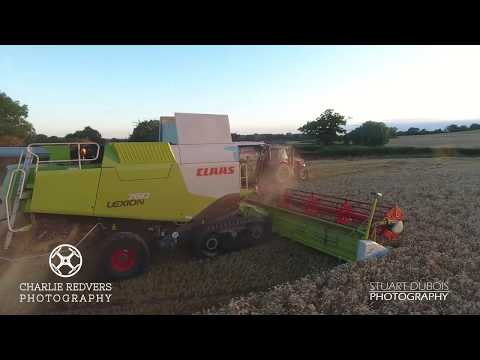 Whitting Ash Farms - Harvest 2018 by Charlie Redvers