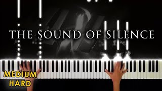 The Sound of Silence (Disturbed version) [MEDIUM-HARD]