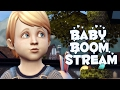 Стрим.The Sims 4.Challenge Baby Boom 2 часть