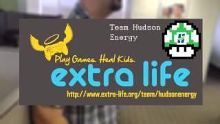 Team Hudson Energy raise money for Extra Life