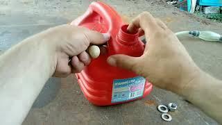 Пластиковые топливные баки для лодок 200 литров