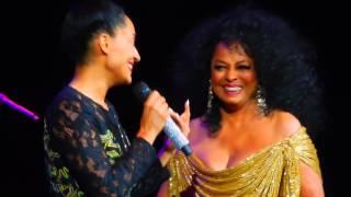 Diana Ross - Lady Sings The Blues (w Tracee Ellis Ross - Venetian Theater Las Vegas, Nov 21, 2015)