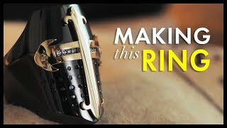 Silver Ring For Men - Watch How Its Made