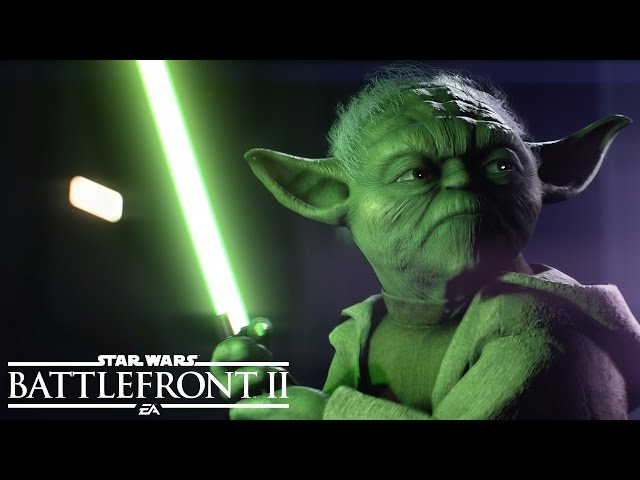 Star Wars: Battlefront II - Best Multiplayer of E3 2017 - Nominee