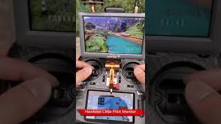Free: Hawkeye Little Pilot fpv Monitor