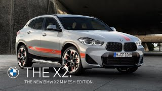 [오피셜] A modern day rebel. The new BMW X2 M Mesh Edition.
