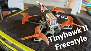 EMAX Tinyhawk 2 Freestyle | Practicing some FPV Freestyle