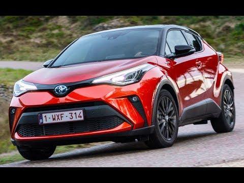 2020 Toyota C-HR Hybrid – Stylish Compact SUV