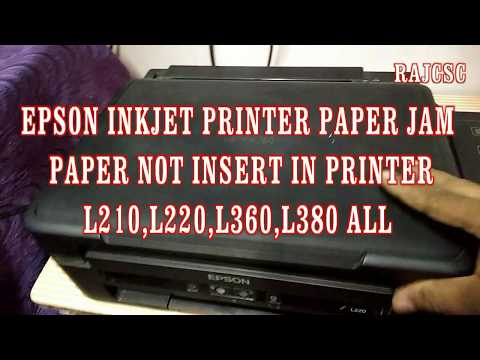 Download How To Change Epson L210 Roller Video 3GP Mp4 FLV HD Mp3