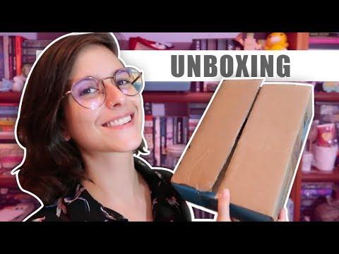Unboxing TAG Livros - Março 2019 | Um Metro e Meio de Livros