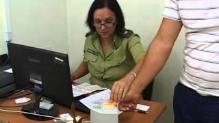 preview picture of video 'Comienza en Quivicán servicio de nuevo Carnet de Identidad'