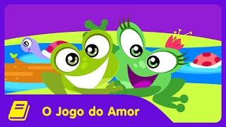 Galinha Pintadinha Mini - Historinha - O Jogo do Amor
