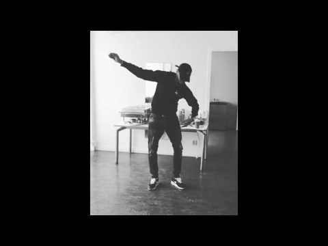 Chris Brown dancing to