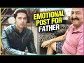Parth Samthaan EMOTIONAL Post For His Late Father