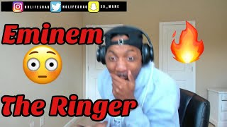J.Cole, Joyner, Kendrick & Big Sean Y'all Safe! | Eminem   The Ringer (KAMIKAZE)   Reaction
