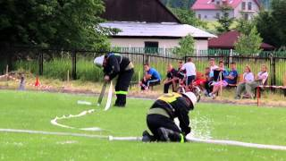 Gminne Zawody Sportowo Pożarnicze w Kobylanach