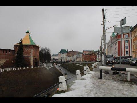 Фото видеогид 3. Нижегородский Кремль. Никольская башня
