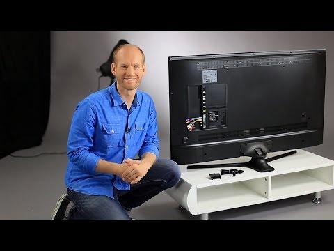 Samsung TV K-Serie - Anschlüsse / Verbindungen