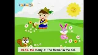 KidSongs - The farmer in the dell