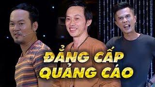 Hài Đẳng Cấp Quảng Cáo - Hoài Linh, Long Đẹp Trai, Huỳnh Phương - Hài Tuyển Chọn Hay Nhất 2018