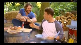 "Jamie's Comfort Food - ""The Ultimate Burger"""