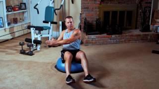 Six Cardio Exercises Using The BOSU Ball