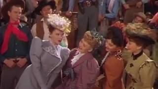 Judy Garland -  On the Atchison, Topeka and the Santa Fe (Harvey Girls, 1946)