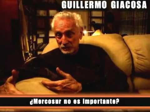 Entrevista a Guillermo Giacosa acerca de la UNASUR y la integración sudamericana