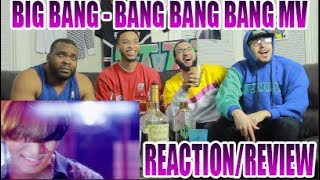 FIRST BIG BANG 뱅뱅뱅   BANG BANG BANG MV REACTIONREVIEW