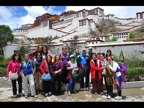 Tíbet Lhasa viaje 2014, 1/2